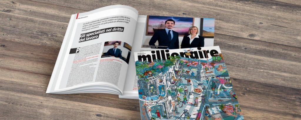 Intervista Millionaire Daniele Cascavilla Zero Vertenze