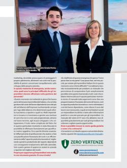 Daniele Cascavilla Consulente del lavoro su Millionaire Maggio 2020 articolo