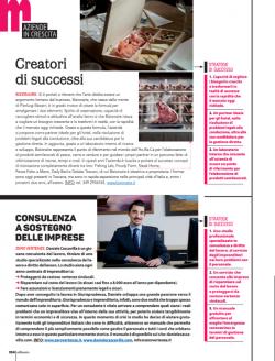 Daniele Cascavilla Millionaire Giugno 2020 articolo