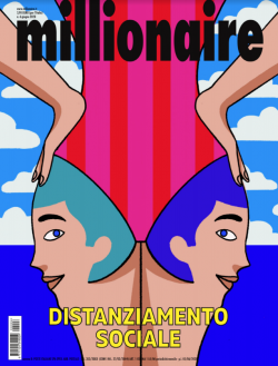 Daniele Cascavilla Millionaire Giugno 2020 copertina