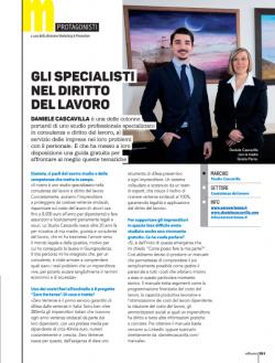 Daniele Cascavilla Millionaire Luglio e Agosto 2020 Protagonisti articolo