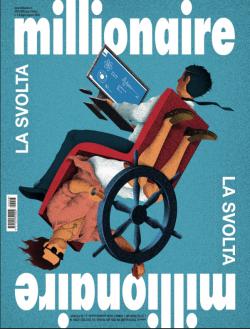 Daniele Cascavilla Millionaire Luglio e Agosto 2020 Protagonisti copertina